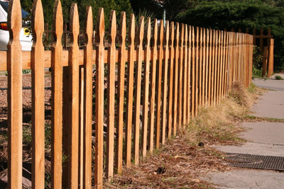 different fence designs